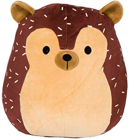 Amazon.com: SQUISHMALLOWS - Hans The Hedgehog - 8 inch Super Soft Plush Toy: Toys & Games