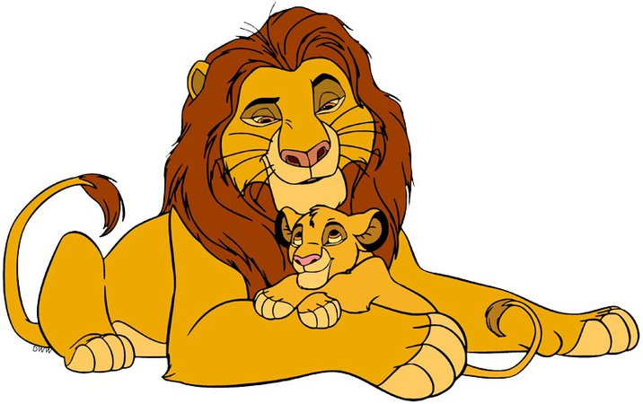 Lion King Graphic
