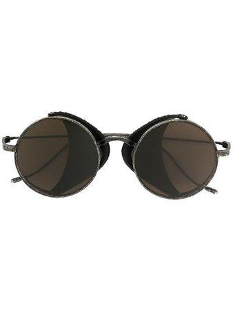 Uma Wang side-shield sunglasses