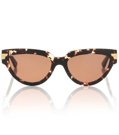 Cat-Eye Sunglasses - Bottega Veneta | Mytheresa