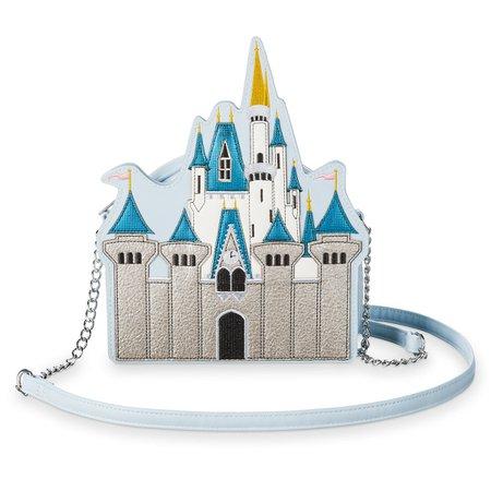 Cinderella Castle Crossbody Bag by Danielle Nicole - Walt Disney World