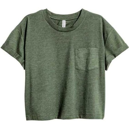 Green Short T-Shirt