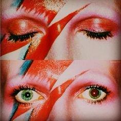 David Bowie - Aladdin Sane - Eyes
