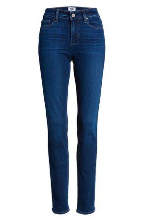 PAIGE Transcend Vintage - Skyline Skinny Jeans (Brentwood) | Nordstrom