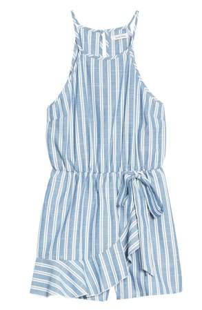 Speechless Stripe Sleeveless Romer | Nordstrom