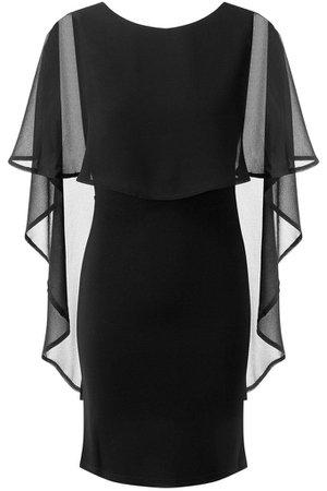 Lenox Cape Dress | KILLSTAR - US Store
