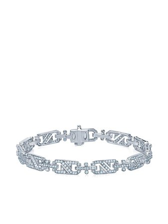 KWIAT Bracelet Splendor En Or Blanc 18ct Orné De Diamants - Farfetch