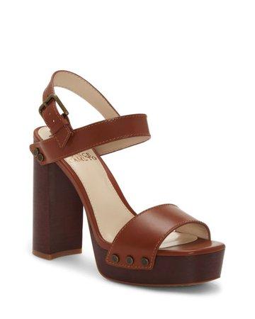 Vince Camuto Lethalia Platform Sandal | Designer Shoes, Handbags, Clothing & Perfume - Vince Camuto