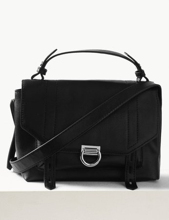 Mini Satchel Bag | M&S Collection | M&S