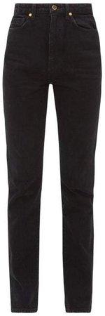 Daria Slim Fit Jeans - Womens - Dark Denim