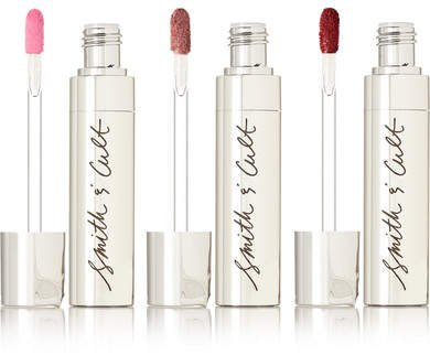 Smith & Cult - The Tainted Flatte Lip Stain Trio - Neutral