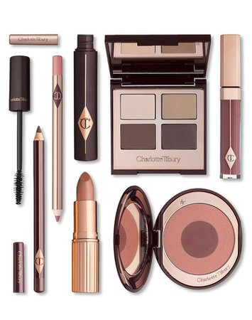 The Sophisticate Makeup Look: Makeup Gift Sets | Charlotte Tilbury