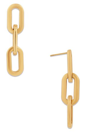 Ellie Vail Gage Link Earrings | Nordstrom