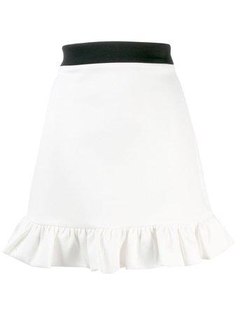 Miu Miu ruffled skirt
