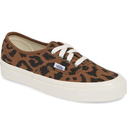Vans Anaheim Factory Authentic 44 DX Print Sneaker (Women) | Nordstrom