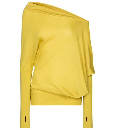 Tom Ford - Cashmere and silk sweater | Mytheresa