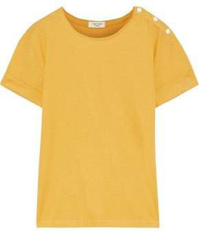 Mac Ribbed Cotton And Modal-blend T-shirt