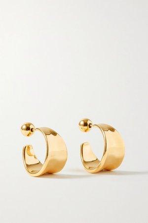 Sophie Buhai | Gold vermeil earrings | NET-A-PORTER.COM