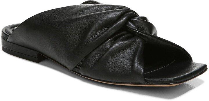 Zoya Twist Slide Sandal