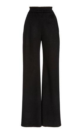 Wool Wide-Leg Pants by Brandon Maxwell | Moda Operandi