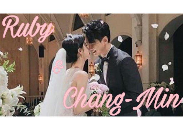 DI-VERSE Ruby & Chang-Min Wedding Banner