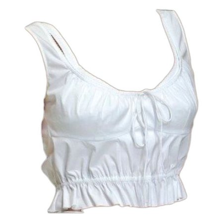 white top shirt png