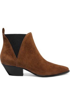 Diane von Furstenberg | Nadie suede Chelsea boots | NET-A-PORTER.COM