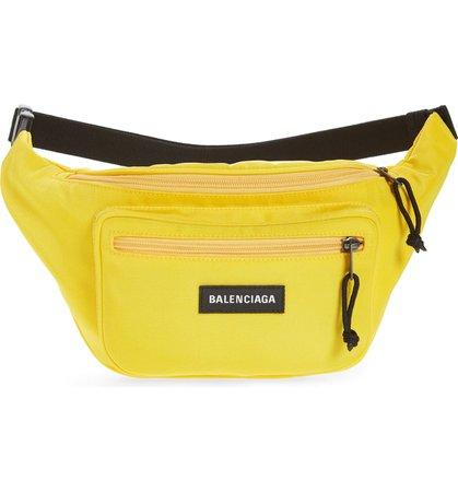 Balenciaga Explorer Belt Bag   Nordstrom
