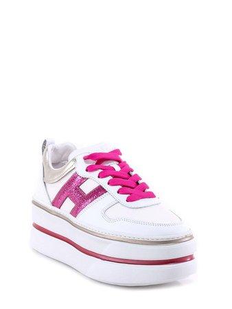 Hogan Hogan H449 Sneakers - White - 11306960 | italist