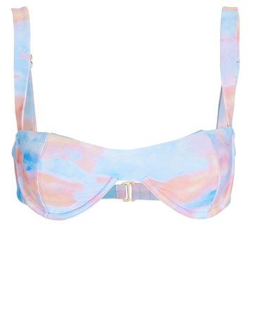 WeWoreWhat Sorrento Bikini Top | INTERMIX®
