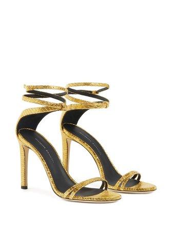 Giuseppe Zanotti Catia Ankle Strap Sandals - Farfetch