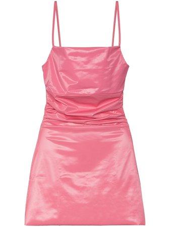 Maisie Wilen Vestido Com Efeito De Brilho - Farfetch