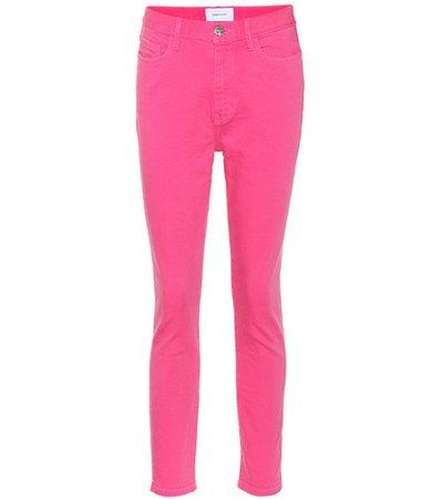 The Ultra High Waist skinny jeans