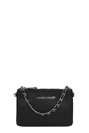 Marc Ellis Black Leather Kendall Bag