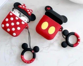 Mickey And Minnie AirPods