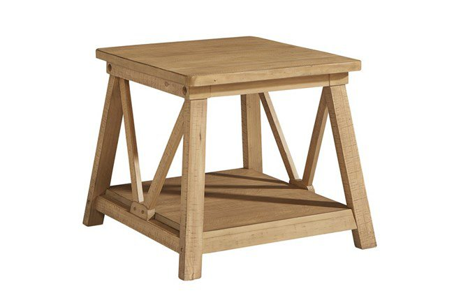 Magnolia Home Joiners Side Table By Joanna Gaines   Living Spaces