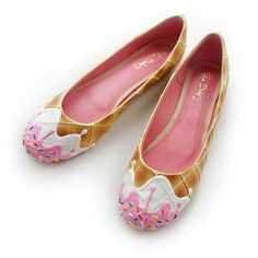 Ice Cream Flats by Shoe Bakery - Pinterest