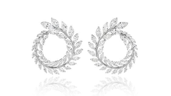 Chopard: Earrings