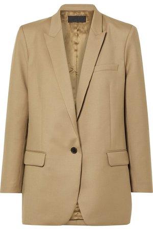 Nili Lotan | Diana wool-blend blazer | NET-A-PORTER.COM