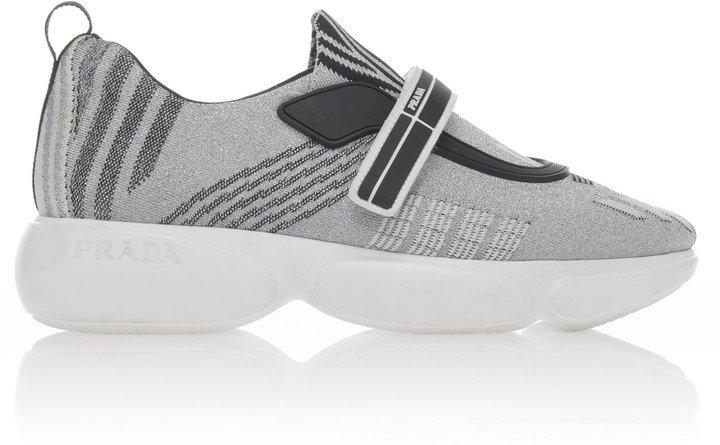 Cloudbust Nylon Slip On Sneakers