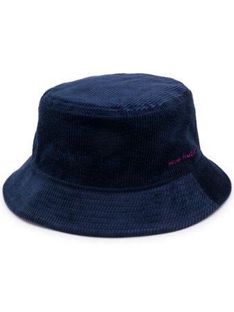 Acne Studios Sombrero De Pescador De Pana - Farfetch