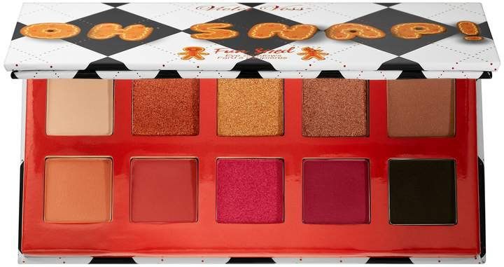 Violet Voss - Oh Snap Gingerbread Fun Sized Mini Eyeshadow Palette