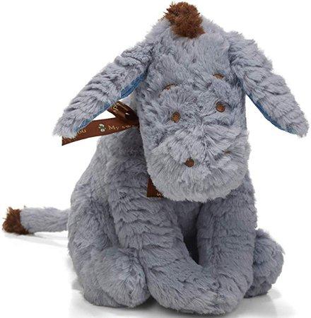 "Disney Baby Classic Eeyore Stuffed Animal, 11.75"": Toys & Games"