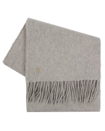 Plain Finnieston Cashmere Scarf - Finnieston - Scarves & Snoods | CCW Clothing