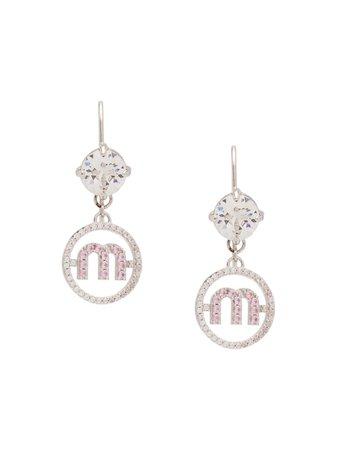 Miu Miu Micro Candy Jewels Earrings | Farfetch.com