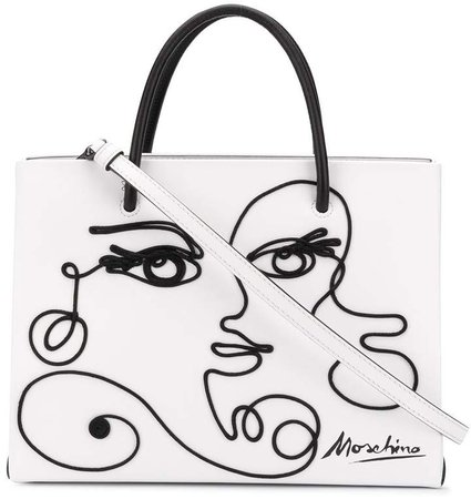 Cornely Woman's Drawing tote bag