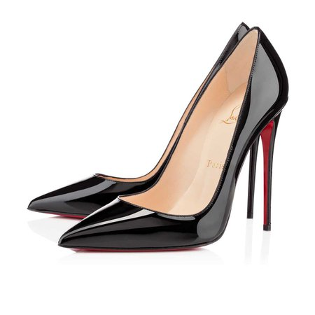 SO KATE 120 Black Patent - Women Shoes - Christian Louboutin