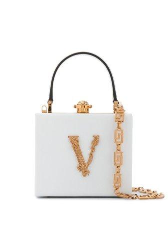 Versace Mini Virtus Crossbody Bag - Farfetch