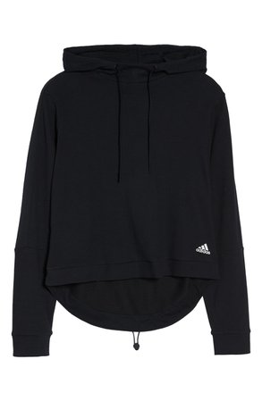 adidas ID Q4 High/Low Pullover Hoodie