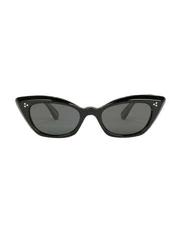 Bianka Cat Eye Sunglasses